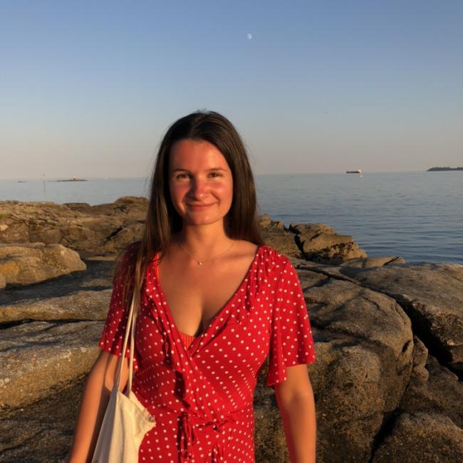 Baby-sitter in Brest: Justine