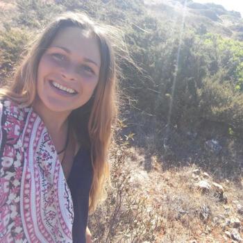 Babysitter em Faro: Samantha