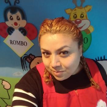 Niñera Coacalco: Janett