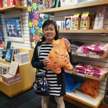 Nannies in Singapore: Mimi