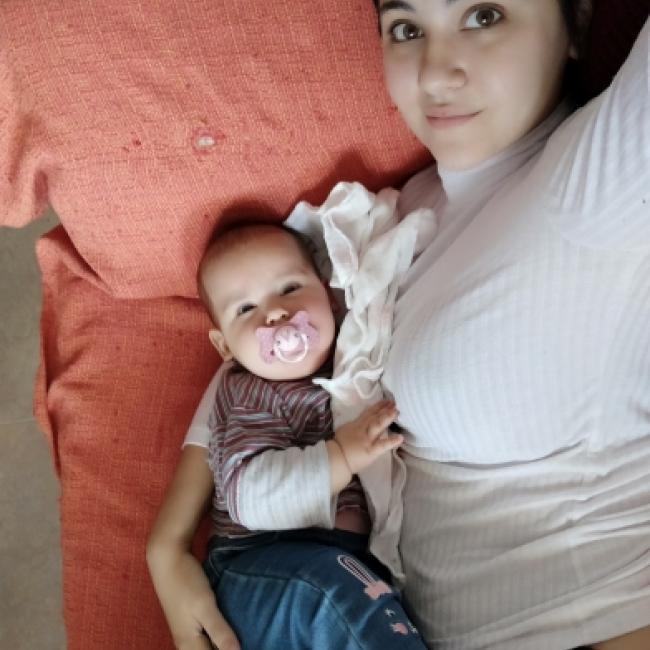 Niñera en Guadalajara: Fabiana