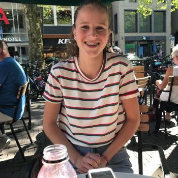 Oppas Utrecht: Sara