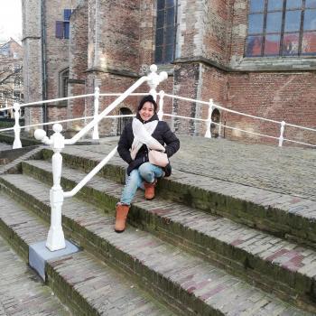 Oppas Den Haag: María Julia