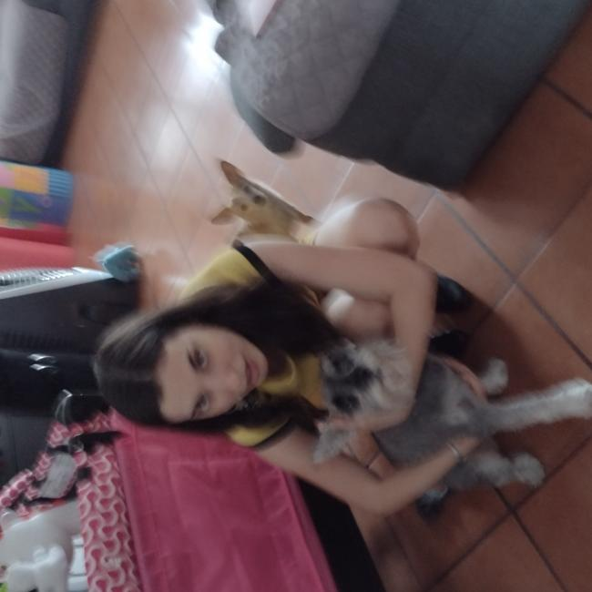 Trabajo de niñera en Guadalajara: Keyla