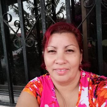 Niñera en Liberia: Kathia