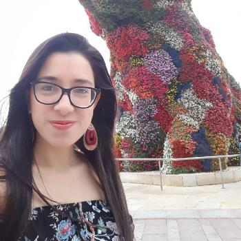 Babysitter Bilbao: María Alejandra
