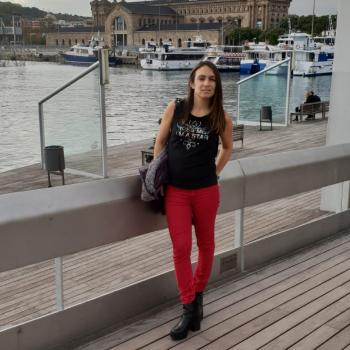 Niñera La Coruña: Mariana