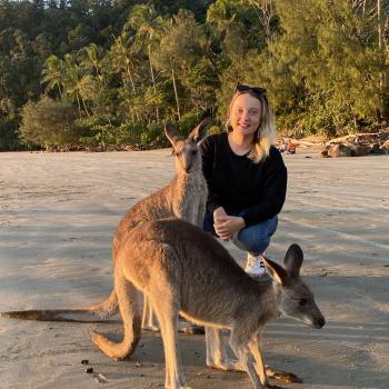 Babysitter Brisbane: Anaïs