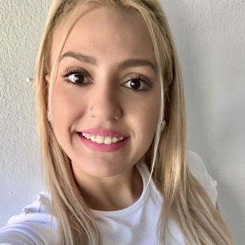 Babysitter Barcelona: Maria
