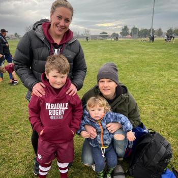 Nanny job in Napier City: babysitting job Amy