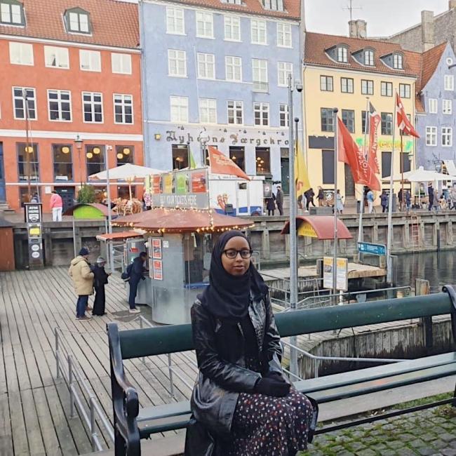 Barnvakt i Malmö: Naima