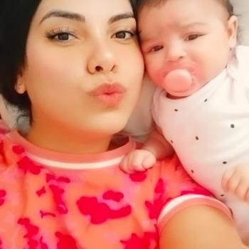 Emprego de babá em Guarulhos: emprego de babá Bianca