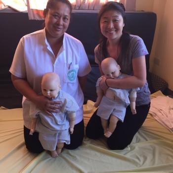 Babysitter Nagano: AYAKO