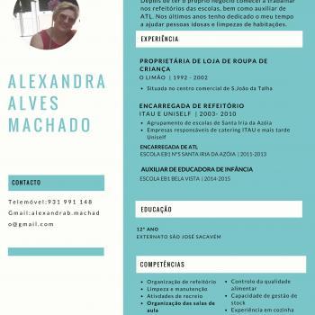 Babysitter Loures: Alexandra