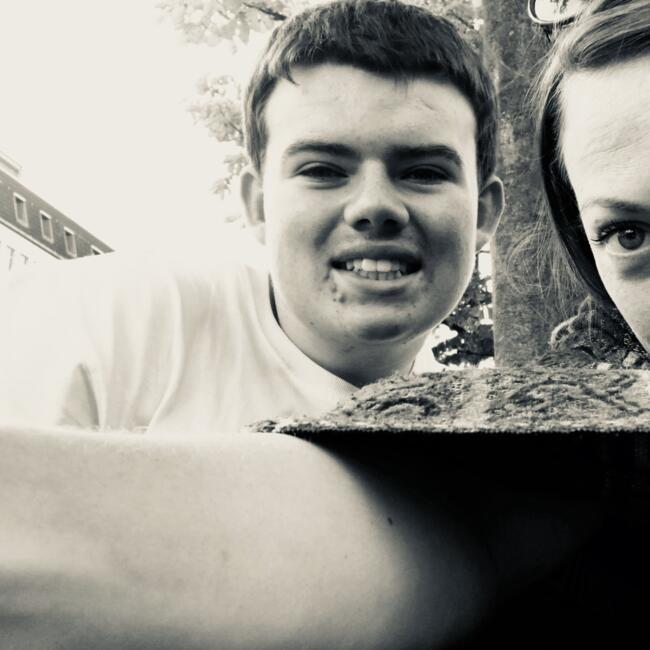 Childminder in Waterford: Dylan