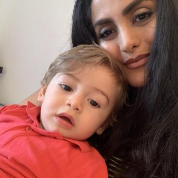 Babysitter Schwarzenberg: Nazanin