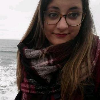 Canguro en La Coruña: Clara