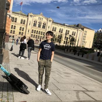 Babysitter in Oslo: Baisangor