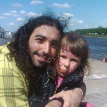 Babysitter in Berlin: Amos