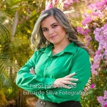 Babá em Goiânia: Janaina