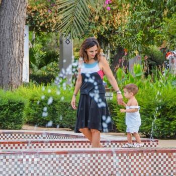 Babysitting job Seville: babysitting job Mayte