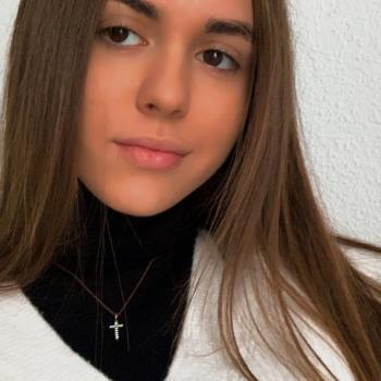Babysitter in Aranjuez: Claudia