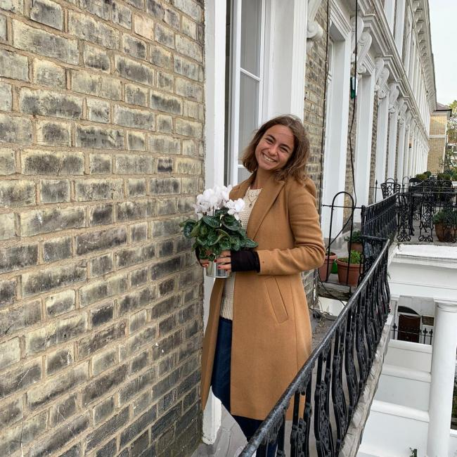 Babysitter in London: Ludovica