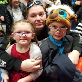 Baby-sitter Barrie: Shantel