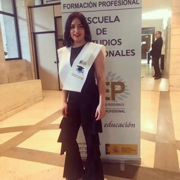 Nanny Albacete: Claudia