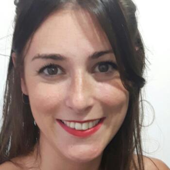 Nanny in Valencia: María Florencia