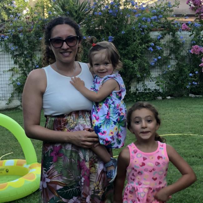 Lavoro per babysitter a Roma: Vincenza