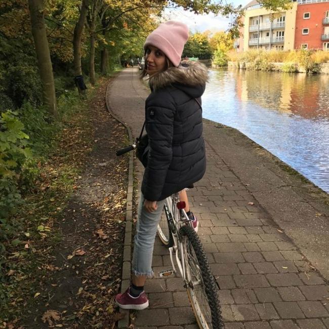 Babysitter in Nottingham: Benedetta