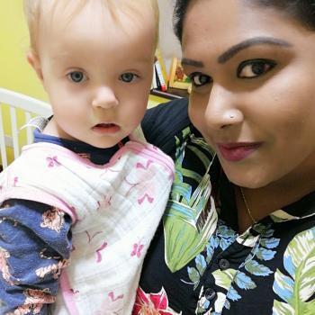 Babysitter Singapore: Nazaranah