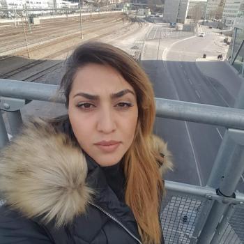 Babysitter Stockholm: Madineh