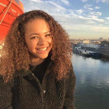 Oppas Den Haag: Naomi