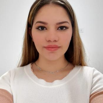 Niñera Bogotá: Isabel