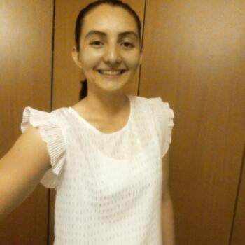 Niñera en Santiago de Querétaro: Judith Abigail