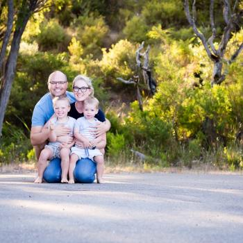 Nanny job Perth: babysitting job Chris