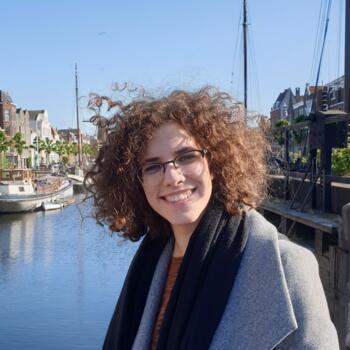 Gastouder in Rotterdam: Eleni