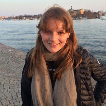 Babysitter Uppsala: Elin