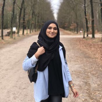 Oppas Utrecht: Nouhaila