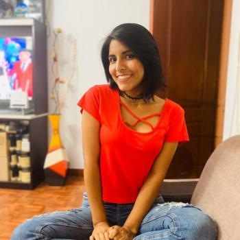 Babysitter Chorrillos (Lima region): Manuella
