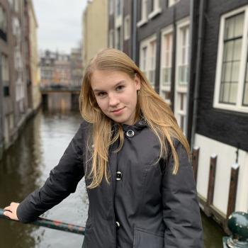 Babysitter Houten: Annemiek