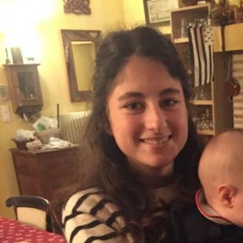 Baby-sitter Paris: Sophie