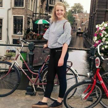 Oppas Rotterdam: Lisanne