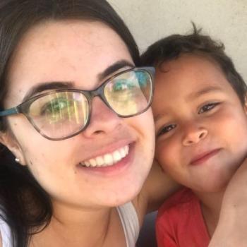 Babá em São Vicente: Rafaella