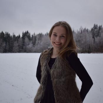 Barnvakt Tammerfors: Jasmin