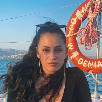 Niñera Málaga: Clara