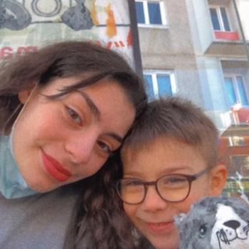 Baby-sitter in Vitry-sur-Seine: Marilyn