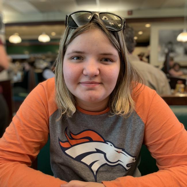 Babysitter in Denver: Maddie